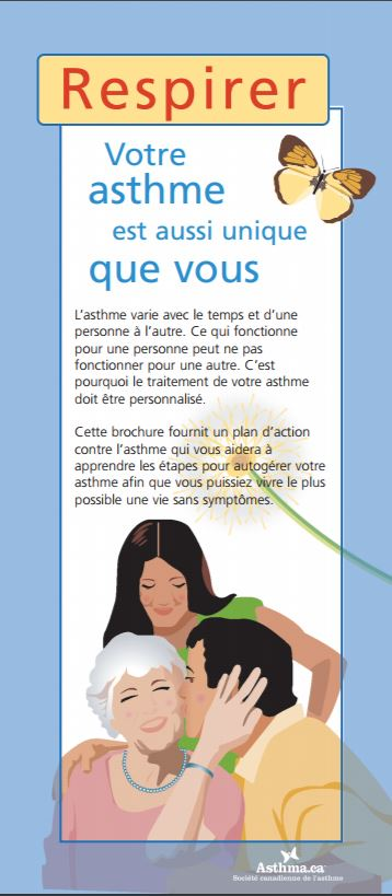 Asthma Action Plan French