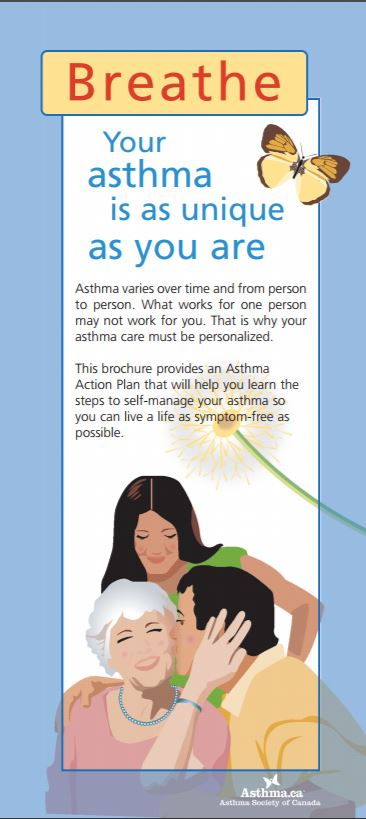Asthma Action Plan English
