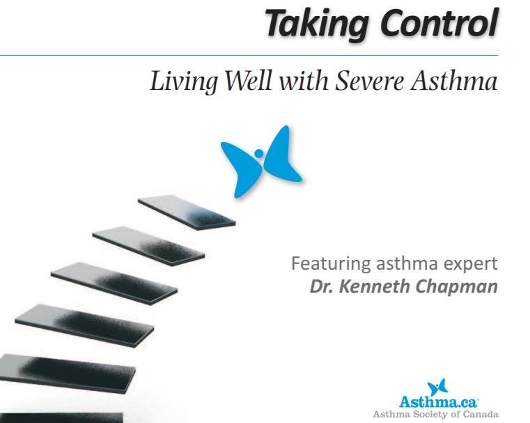 Taking Control: Living Well with Severe Asthma CD