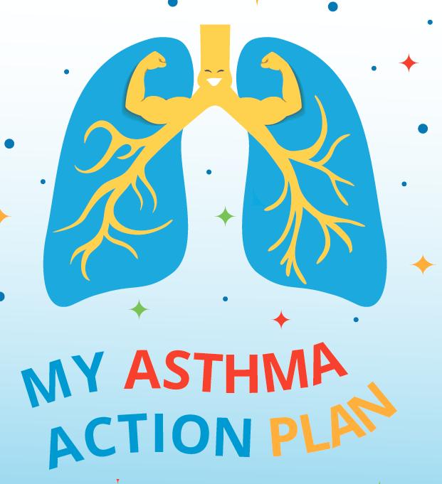 Children's Asthma Action Plan (English)
