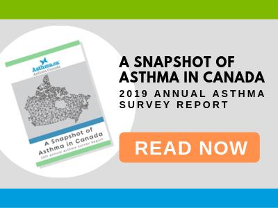 ASTHMA CANADA RESEARCH