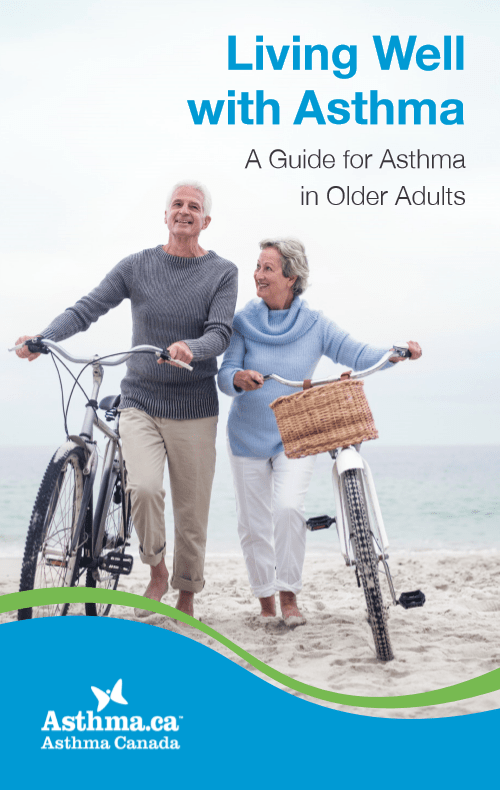 Living Well with Asthma as an Older Adult