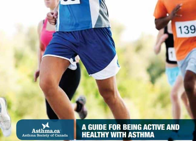 Breathe Easy™: A Guide for being Active and Healthy with Asthma