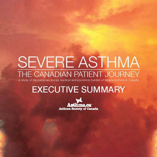 Severe Asthma: The Canadian Patient Journey