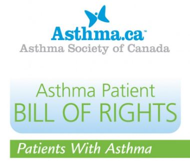 Asthma Patient Bill of Rights