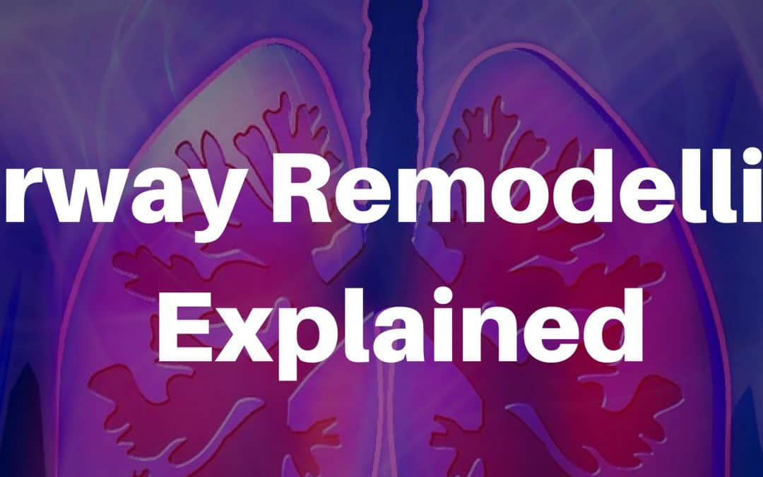 Airway Remodelling Explained