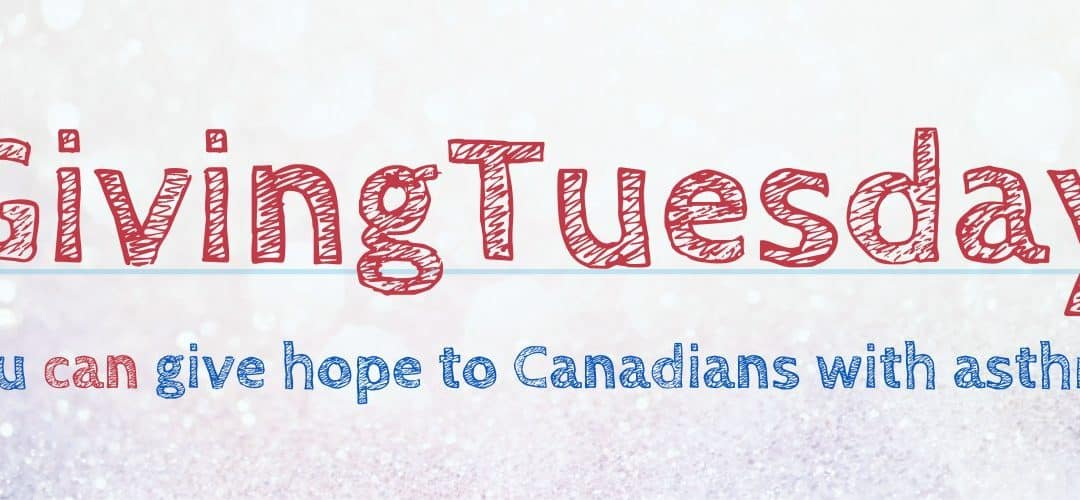 Giving Tuesday – Share A Message of Hope