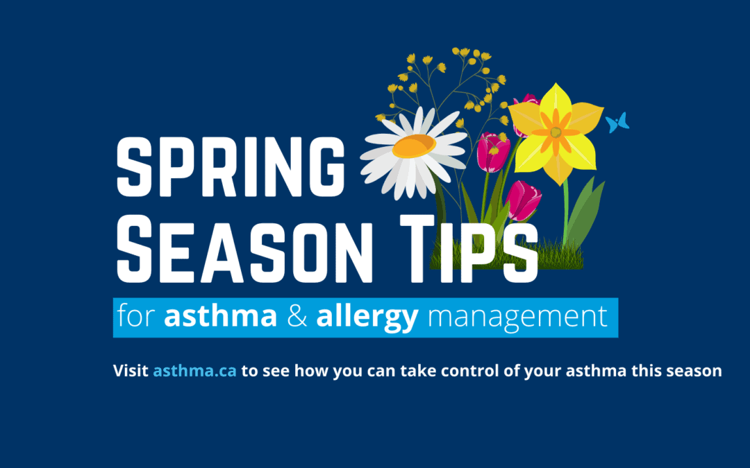 Spring Allergy Season Tips